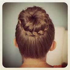flower girl french braid hairstyles lace braided bun