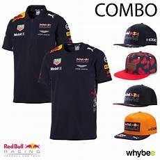 2017 bull racing f1 t shirt cap combo max