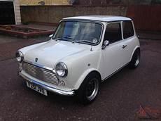 Classic Mini Rover Not Cooper White 1275