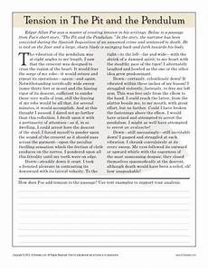 75 best high school reading comprehension passages images