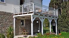 Balkon Anbau Balkongestaltung
