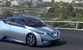 Nissan Is Working On A New 340 Mile Range Electric Car