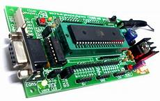 8051 Microcontroller Board With Zif Socket 8051 Kit My