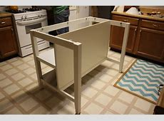IKEA Hack: Stenstorp Kitchen Island   Love & Renovations