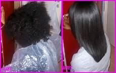 Le R 233 Sultat Du Lissage Br 233 Silien Sur Les Cheveux Cr 233 Pus