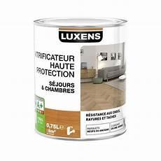 Vitrificateur Parquet Haute Protection Luxens Ch 234 Ne Clair