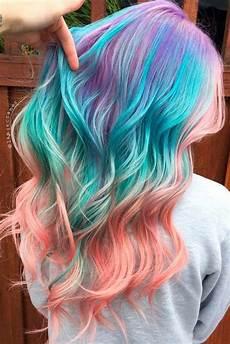 bright hair colors on pinterest bright hair rainbow hair and 45 trendy ombre hair color ideas hair dye colors cool hair color bright hair