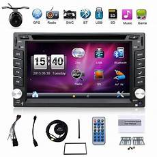 2018 new 6 2 quot touch screen car dvd din player gps