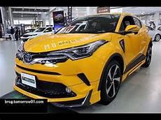 Toyota C Hr Hybrid Quot Modellista Boost Impulse Style Quot