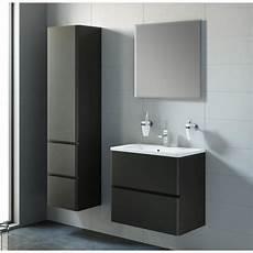 meuble noir salle de bain ensemble meuble salle de bain noir achat vente