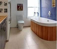tablier de baignoire bois tablier de baignoire en bois