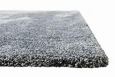 teppich grau blau homie living hochflor teppich 187 pisa 171 grau blau meliert
