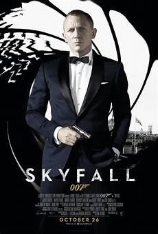Uk Skyfall Poster
