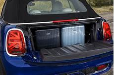 foto mini cooper s cabrio facelift 2018 kofferraum