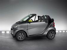 2010 Smart Fortwo Edition Greystyle  Top Speed