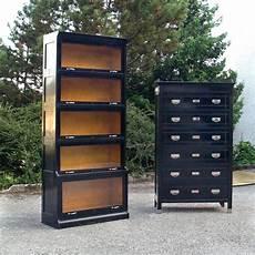 schrank schwarz vitrine noir schrank b 252 cherschrank schwarz jugendstil