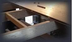 isolation plancher combles aménageables plancher en bois avec isolant am 233 nagement de combles