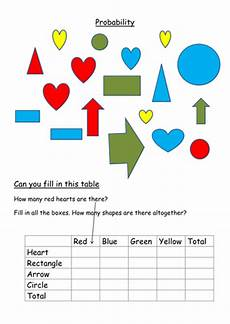 probability worksheets in math 5805 low ability probability worksheet maths ks2 ks3 by labrown20 teaching resources tes