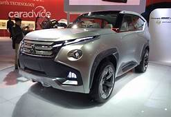 Mitsubishi GC PHEV Plug In Concept Previews Next Gen