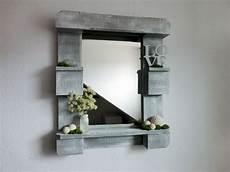 Spiegelwandregal Aus Europalette Paletino Auf Dawanda