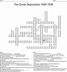 the great depression worksheet answer key excelguider com