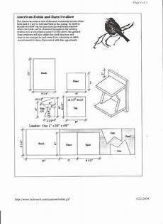 bird house plans for robins image result for cardinal nest box plans cardinal bird