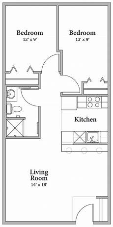 750 square foot house plans floorplan 2bdrm 750 sq ft house plans pinterest