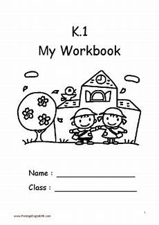 kindergarten workbook homework booklet k1 from prestige english from prestige english on