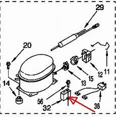 does the matsushita refrigeration company compressor dd51c78gau6 used in whirlpool gt22dkxgw00 does the matsushita refrigeration company compressor dd51c78gau6 used in whirlpool gt22dkxgw00