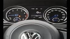 golf r 0 100 vw golf 7 r 0 100 km h tacho acceleration test