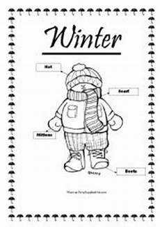 winter clothes worksheets 19966 winter clothes esl worksheet by eli