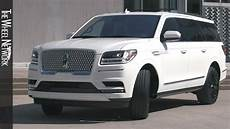 2020 lincoln navigator 2020 lincoln navigator with monochromatic package