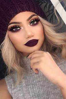 Perfektes Make Up - 27 winter makeup looks and hacks to consider