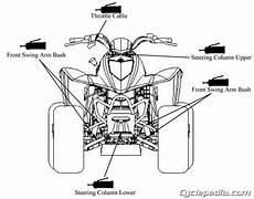 kymco mongoose 250 atv online service manual cyclepedia