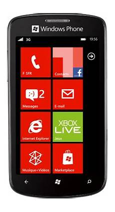 sfr 7 un windows phone abordable m 234 me avec un