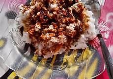 Resep Nasi Pulut Ketan Siram Gula Merah Khas Ambon