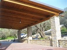 tettoia legno tettoia in legno 1 pino costruzioni srls