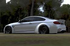 Liberty Walk 174 Bmw M4 1 Kit Frp Lb Works Fiberglass