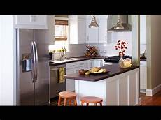 best small kitchen ideas and designs for 2017 youtube
