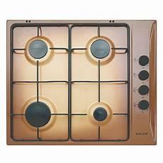piano cottura terra di francia glem gas gtl64tf piano cottura a gas 60 cm 4 fuochi colore