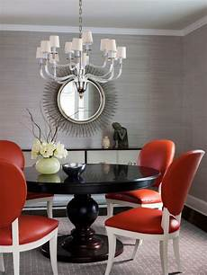 Home Decor Ideas For Dining Room by 15 Ways To Dress Up Your Dining Room Walls Hgtv S
