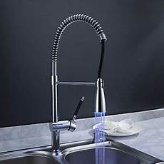 led kitchen faucets sprinkle 174 kitchen faucets transitional with chrome single handle one feature for led