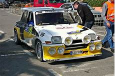 World Rally World Renault R5 Maxi Turbo 4x4