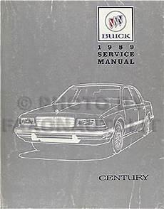 online car repair manuals free 1989 buick century electronic throttle control 1989 buick century and wagon repair shop manual 89 ebay
