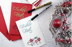 diy weihnachtskarten kreative weihnachtsgr 252 223 e