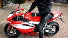mv agusta f4 rr corsacorta start up exhaust sound see