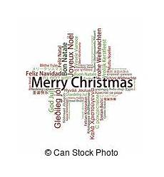 merry christmas in 31 different languages and christmas