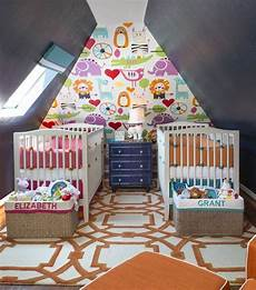 35 Nursery With Warm Colors Home Design And
