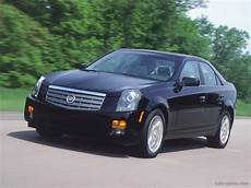2003 Cadillac Cts Pan