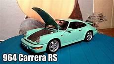 1 18 porsche 964 rs 1992 autoart
